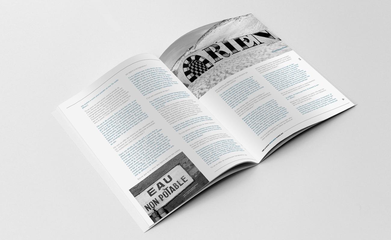 tind typographie (suite)