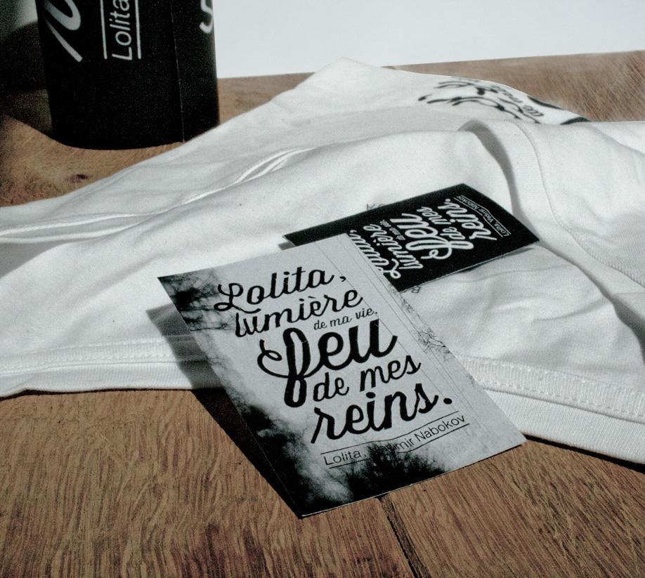 Tee-shirt - déclinaison d'étiquette